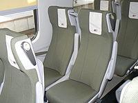 Polish Pendolino Class 2 Interior 2