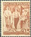 Polska 312 - XX rocznica odzyskania niepodległości, Władysław Jagiełło i Jadwiga.png
