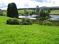 Pond near Easter Earshaig - geograph.org.uk - 508303.jpg