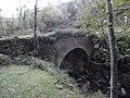 Pont de pedra del 1836 sobre la Riera d'Anyet, Requesens (novembre 2012) - panoramio.jpg