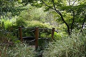 Jardin botanique de la charme wikimonde - Massif jardin japonais clermont ferrand ...