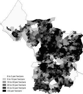 Demography of Bristol Overview of the demography of Bristol