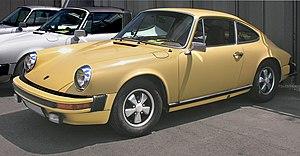 Porsche 912 - Porsche 912E (US)