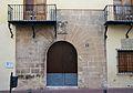 Portalada de la casa dels Maians, Oliva.JPG