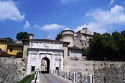 Kastellet i Brescia