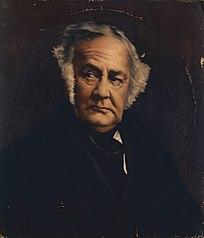 Portrait de M. Baleine