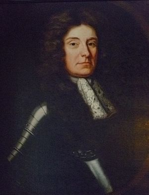 Archibald Campbell, 9th Earl of Argyll - The Earl of Argyll, portrait from Argyll's Lodging.