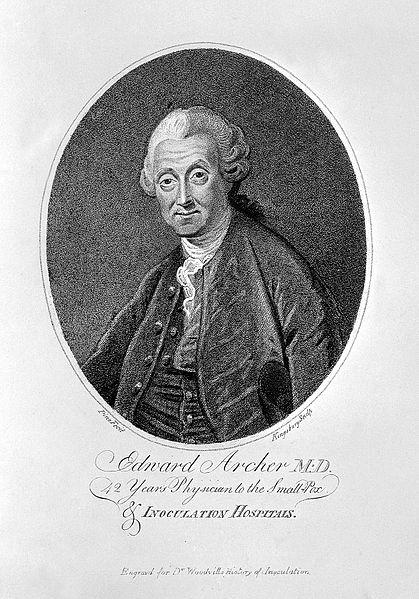 File:Portrait of Edward Archer; 1782 Wellcome L0004883.jpg