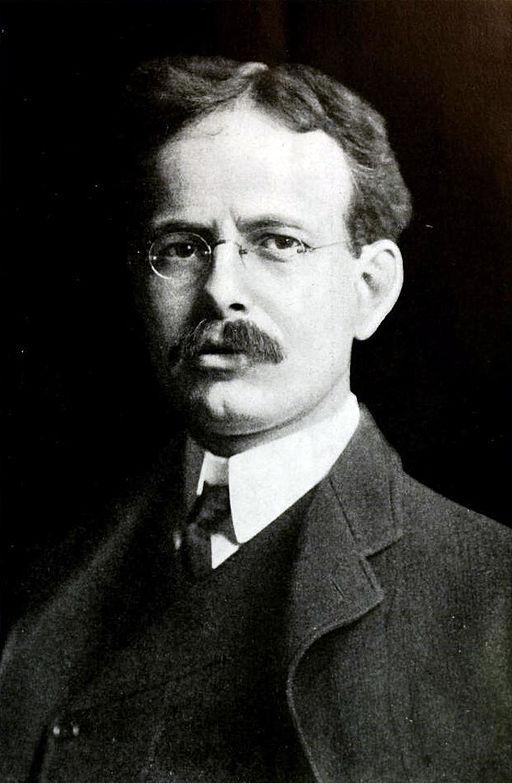 Portrait of George Ellery Hale