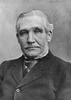 Portrait of henry fowler, 1st viscount wolverhampton