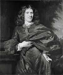 Portret van Paulus Voet van Winssen (1651-1720)