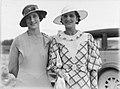Portrait of two women in broad rimmed hats (AM 74617-1).jpg