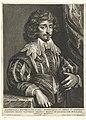 Portret van Antoine de Bourbon graaf van Moret Anthonivs Bovrbonivs comes Bveilanae comitissae Moretanae (titel op object), RP-P-BI-466.jpg