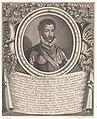 Portret van Emanuel Philibert Portretten van de hertogen van Savoye (serietitel), RP-P-1905-6009.jpg