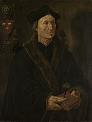 Portrait of Johannes Colmannus (1471-1538)