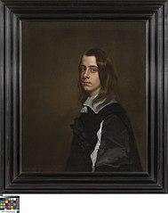 Portret van Samuel Crew