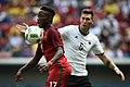 Portugal x Alemanha - Futebol masculino - Olimpíadas Rio 2016 (28342824373).jpg