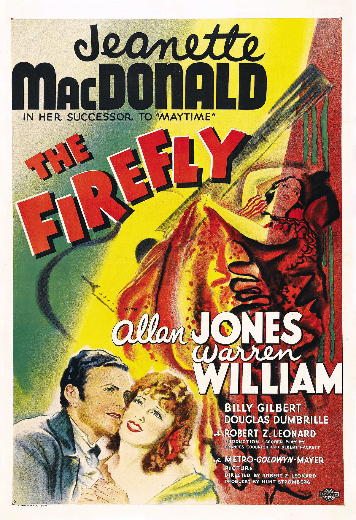 Image result for firefly 1937