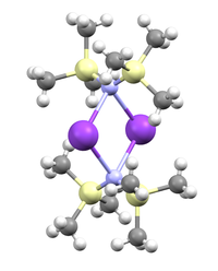 Potassium bis(trimethylsilyl)amide unsolvated from crystal.png