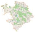 Powiat staszowski location map.png