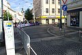 Praha, Anděl, trasa Volkswagen maratonu.jpg