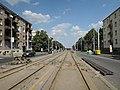 Praha, Petřiny, rekonstrukce trati, 016.jpg
