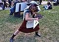 Princess Mononoke, Studio Ghibli 2015 Calgary Expo – Calgary Comic & Entertainment Expo (17032230840).jpg