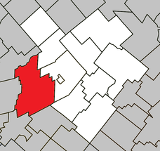 Princeville Quebec location diagram.png
