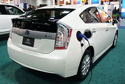Hybridbilen prius ar arets bil
