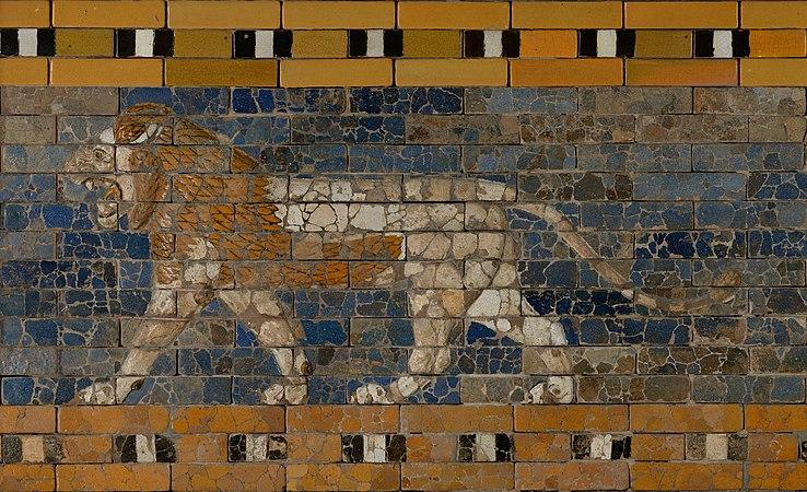 Processional Way, Babylon - Google Art Project.jpg