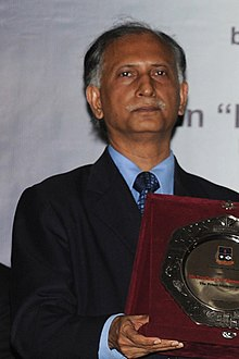 Prof. A.A.M.S. Arefin Siddique, September 07, 2011 (cropped).jpg