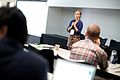 Program Design and Evaluation meeting at Wikimania 2014 3.jpg