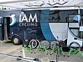 Prologue du Tour de l'Ain 2013 - Bus IAM Cycling.JPG