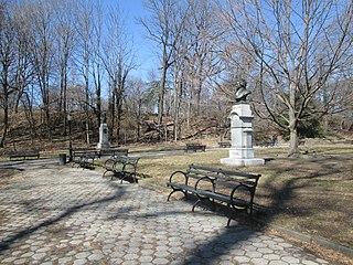 Concert Grove Prospect Park sculpture garden