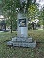 Prostiboř, pomník padlým I. světové války, mírně zprava.jpg