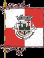 Bandeira de Castro Verde
