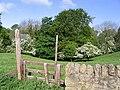 Public footpath sign - geograph.org.uk - 438483.jpg