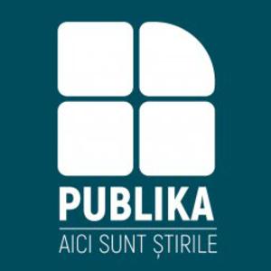 Publika TV - Image: Publika logo (2017)