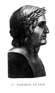 Roman poet of the 1st century AD (Silver Age of Latin literature)