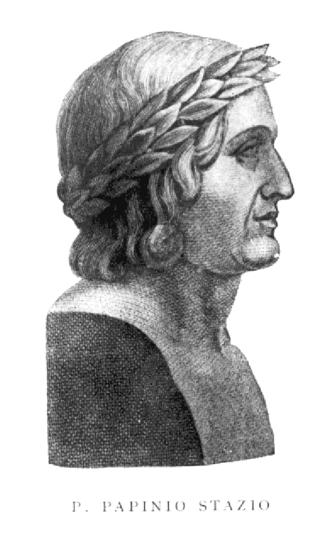 Statius - Image: Publio Papinio Stazio