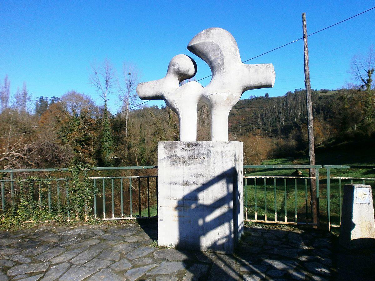 Sin t tulo escultura de jos luis fern ndez wikipedia for Jardin 43 rio gallegos
