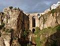 Puente Nuevo and El Tajo gorge - Ronda, Spain - panoramio.jpg