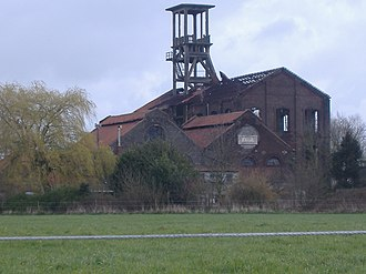 Anhiers - Former coal mine