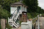 Pulborough Signal box from Geograph 4009033 by Peter Trimming.jpg