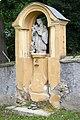 Putnok, Nepomuki Szent János-szobor 2021 16.jpg