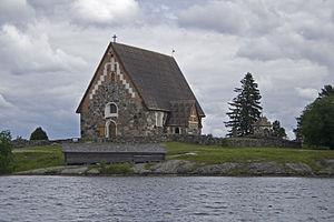 Pirkanmaa - Image: Pyhän Olavin kirkko 2014 02