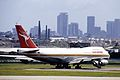 Qantas Boeing 747-238B (VH-EBR 464 22614) (8129524545).jpg