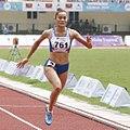 Quach Thi Women 200m Race In Progress (cropped).jpg