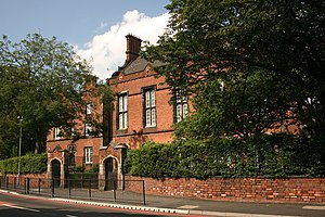 English: Queen Mary's girls grammar school