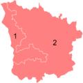 Résultats des élections législatives de la Nièvre en 2012.png